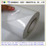 매트 또는 광택 있는 PVC 자동 접착 찬 박판 필름