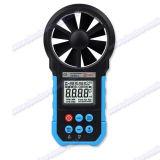 Digitale Anemometer, de Snelheid van de Lucht, de Stroom van de Lucht, de Meter van de Snelheid van de Wind, Anemograaf (EAM03)
