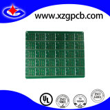 Placa de ouro PCB 2 Layer with Penalization 30 up