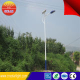 Superbe-Brightness avec Soncap Certificated DEL Street Solar Light