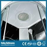 二重ローラーの車輪およびミラー(SR111C)が付いている熱い販売の多機能のシャワーの小屋