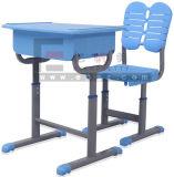 Everpretty 학생을%s 대중적인 학교 가구 단 하나 플라스틱 책상 & 의자