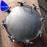 ステンレス鋼の化学貯蔵タンクのマンホールカバー