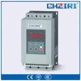 Acionador de partida macio 75kw do motor de C.A. de Chziri para a proteção Zjr2-3750 do motor