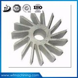 鋳鉄または金属またはアルミニウム部品は建設用機器のためのダイカストを