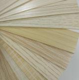 Design de luxo em madeira de alta qualidade Edgebanding decorativos de PVC de Grãos