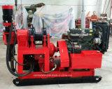 Los equipos de perforación de Núcleo de Investigación Geológica (XY-300).