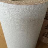 Tissu abrasif enduit mou moyen J64D pour la surface d'en cuivre, en bois et de peinture