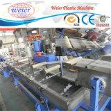 Boudineuses à vis jumelles d'extrudeuse de pelletisation de la CE WPC/de parallèle