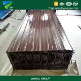 Super Qualidade revestida de cores de zinco Z80-Z275 PPGI bobinas de aço