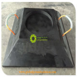 Durable Heavy-Duty HDPE Outrigger Pads for Tractor