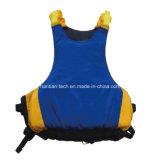 Kayaking chaud de vente/canotage et gilet de vie de mousse de radeau