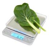Электронный почтовый маштаб еды диетпитания кухни 5kg 11lbs компактный цифров