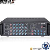 180W*2 amplificador de potência profissional da canaleta do áudio 2