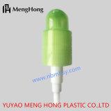 Насос лосьона зеленого цвета пластичный