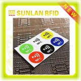 공장 Price Printed RFID Smart Label (LF, HF, Garment Supermarket, Library, Jewelry, Mobile Phone (무료 샘플)를 위한 UHF) NFC Label