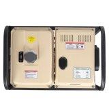 Gruppo elettrogeno diesel raffreddato aria elettrica di sicurezza (5kVA)