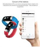 Smart браслет с частотой сердечных сокращений и артериального давления монитор CD01