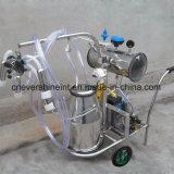 牛搾乳器の搾り出す機械真空ポンプ電気モーターSsバケツ