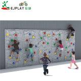 Escalada de plástico actualizado mantém as Crianças Piscina muro de escalada em rocha