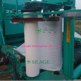 Pellicola di spostamento di plastica per il silaggio del cereale