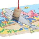 Brinquedo personalizado EVA educacional frigorífico grossista do magneto