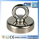 Magnet-Dauermagnetbeispiele anheben, die Magneten Eisen anziehen