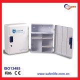 2015熱い救急処置ボックスキャビネットの薬ボックスキャビネットの世帯の常備薬戸棚