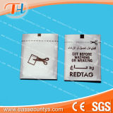 Etiqueta RF EAS de etiqueta flexível RF de 8.2MHz