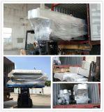 PLC 자동 통제 직선 유리제 테두리 기계