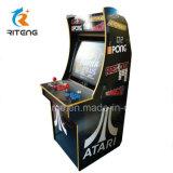 Het oude Retro Spel van de Arcade van het Videospelletje Pacman voor BinnenVermaak