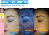 El analizador de piel Espejo Mágico el analizador de piel facial