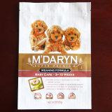 Custom печать пластмассовых ПЭТ упаковки продуктов питания мешки для собаки и кошки продовольственной
