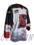 O hóquei feito sob encomenda Jersey do Sublimation do Sportswear de Ozeason para o hóquei do gelo ostenta Jersey (C245)