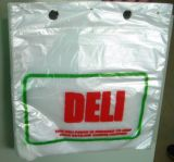 HDPE Ldpecalendar Beutel-Brot-Beutel-Sattel-Beutel Sanwich Beutel-Frucht-Beutel-Nahrungsmittelplastiktasche