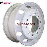 Llantas y ruedas Tubeless de acero para camión y autobús (24,5X9.00)