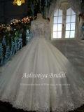 Обычная кружева Русалки Strapless Aolanes свадебные платья 110649