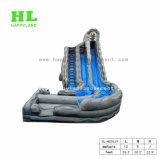 Slide insufláveis gigantes com piscina interior amovível