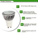 GU10 Punkt-Leuchte der Leistungs-LED
