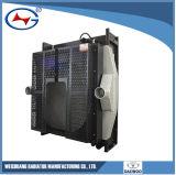 Radiador refrigerado por agua de aluminio de encargo de la serie de Yfd15A-11 Daewoo