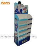 Produtos de cuidados de saúde de papelão de Retalho Prateleira Display promocional