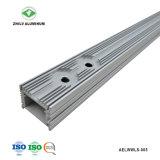 Profilo di alluminio anodizzato fornitore di iso LED per illuminazione di paesaggio