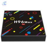 H96 Max H2 64 GB Android 7.1 Smart TV Box Rockchip RK3328 à quadruple coeur 4Go et 32 Go Kodi Bluetooth 4.0 17.1 Media Player