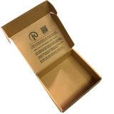 Matériau de FSC recyclé Brown Boîte en carton ondulé pour l'expédition
