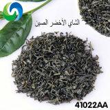 Le thé biologique de gros prix d'usine Chunmee Marques de thé vert