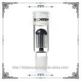 #34 de mannelijke/Vrouwelijke Standaard Gezamenlijke Grootte paste Alle glas-Pijpen, Heady Waterpijp van het Glas van de Pijp van het Glas Rokende