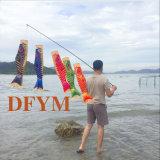 コイのフラグの日本のコイのフラグのコイの長旗の風の管