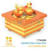 Regalos - Buffom madera Caja de música (YT9406A)
