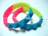 Braccialetto promozionale del silicone del Wristband del silicone del ventilatore di Worldcup del regalo