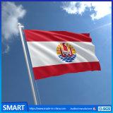 Kundenspezifisch imprägniern und Sunproof Staatsflagge-Island-Staatsflagge